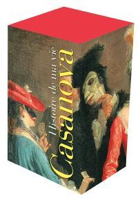 Coffret Casanova : Histoire de ma vie : volumes 2 et 3