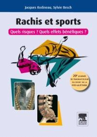 Rachis et sports : quels risques ? Quels effets bénéfiques ?