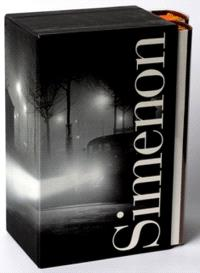 Coffret Georges Simenon : romans