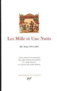 Les mille et une nuits. Volume 3
