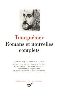 Romans et nouvelles complets. Volume 1