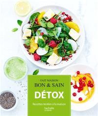 Détox : recettes testées à la maison