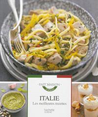 Italie : fait maison : les meilleures recettes