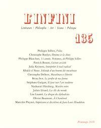 Infini (L'). n° 135