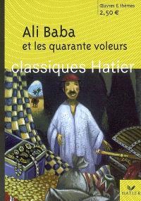 Ali Baba et les quarante voleurs