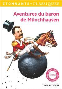 Aventures du baron de Münchhausen