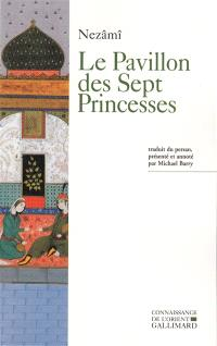 Le pavillon des sept princesses