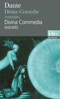 Divine comédie : extraits = Divina commedia : estratti