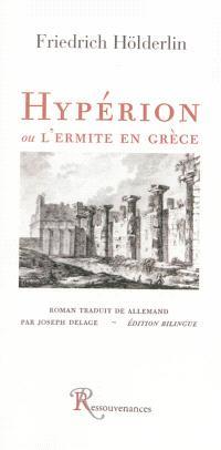 Hypérion ou L'ermite en Grèce