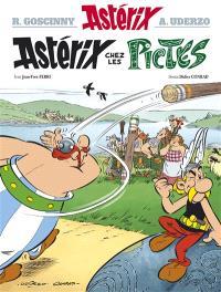 Astérix. Volume 35, Astérix chez les Pictes