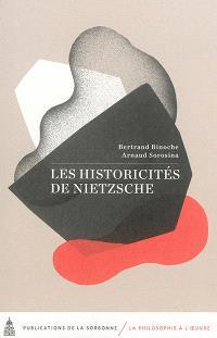 Les historicités de Nietzsche