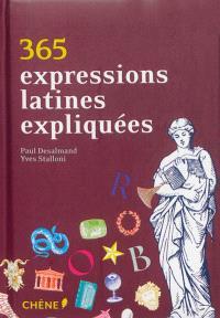 365 expressions latines expliquées