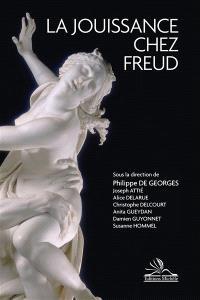 La jouissance chez Freud