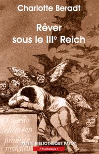 Rêver sous le IIIe Reich