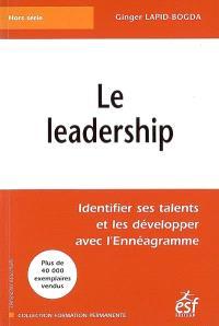 Le leadership : identifier ses talents et les développer avec l'ennéagramme