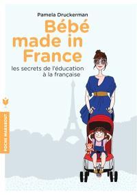 Bébé made in France : les secrets de l'éducation à la française