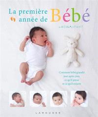 La première année de bébé