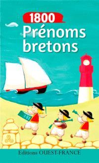 1.800 prénoms bretons