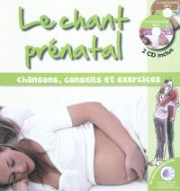 Le chant prénatal : chansons, conseils et exercices