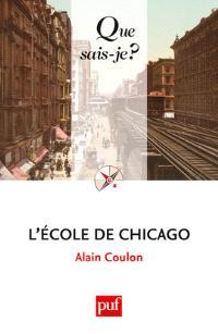 L'Ecole de Chicago