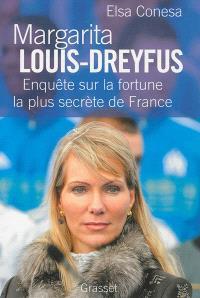 Margarita Louis-Dreyfus : enquête sur la fortune la plus secrète de France