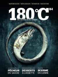 180 °C : des recettes et des hommes. n° 4