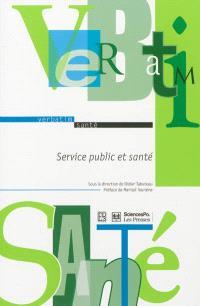 Service public et santé