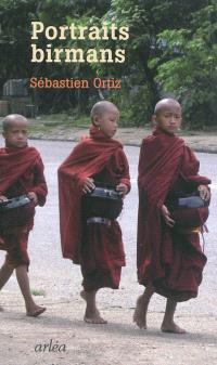 Portraits birmans : dix-neuf vues de la Shwedagon