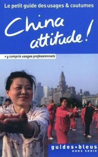 China attitude !