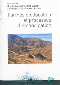 Formes d'éducation et processus d'émancipation