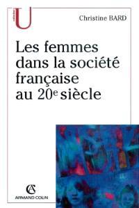 Les femmes dans la société française au 20e siècle