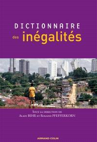 Dictionnaire des inégalités