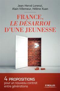 France, le désarroi d'une jeunesse : 4 propositions pour un nouveau contrat entre générations