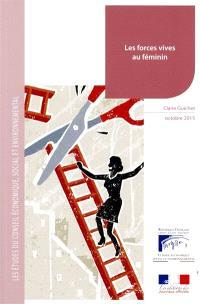 Les forces vives au féminin : mandature 2010-2015, bureau du 9 décembre 2014
