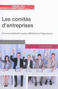 Les comités d'entreprises