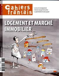 Cahiers français. n° 388, Logement et marché immobilier