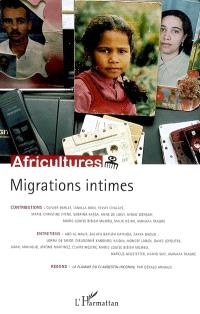 Africultures. n° 68, Migrations intimes