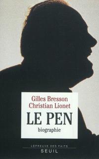 Le Pen : biographie