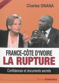 France-Côte d'Ivoire : la rupture