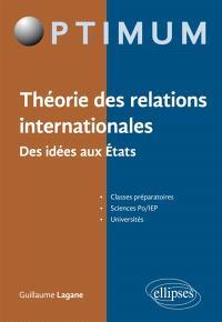 Théorie des relations internationales : des idées aux Etats