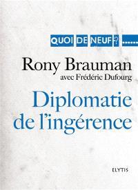 Diplomatie de l'ingérence