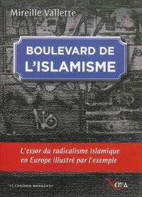 Boulevard de l'islamisme : l'essor du radicalisme islamique en Europe, illustré par l'exemple