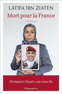 Mort pour la France : Mohamed Merah a tué mon fils