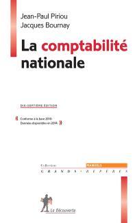La comptabilité nationale