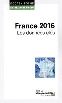 France 2016 : les données clés