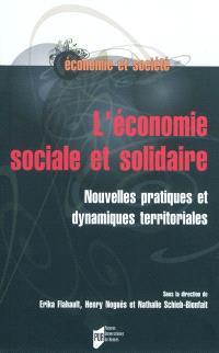 L'économie sociale et solidaire : nouvelles pratiques et dynamiques territoriales