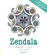 Zendala : mandalas à motifs