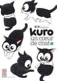 Kuro, un coeur de chat. Volume 2