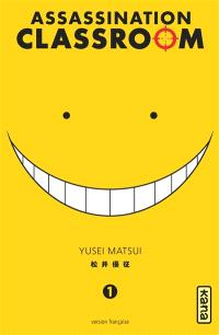 Assassination classroom. Volume 1