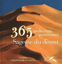 365 méditations quotidiennes : sagesse du désert